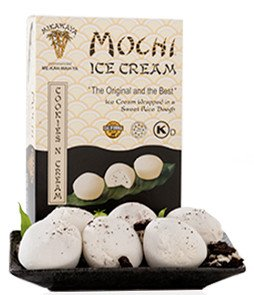 Cookies And Cream Mikawaya Mochi Ice Cream